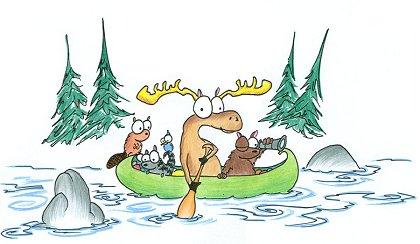 canoe-animals-small